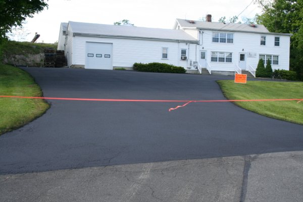 Driveways of all sizes